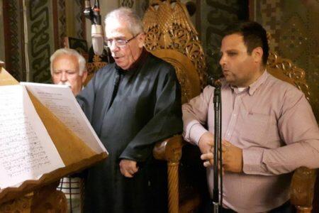 Αγρυπνία για την απόδοση του Πάσχα στον Ενοριακό Ναό της Ευαγγελίστριας Αμαρύνθου