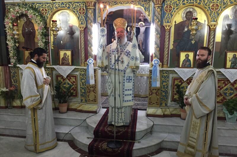 Όσιος Ιωάννης ο Ρώσος - 27 Μαΐου: Προεόρτιες Αγρπυπνίες στη Μητρόπολη Χαλκίδος