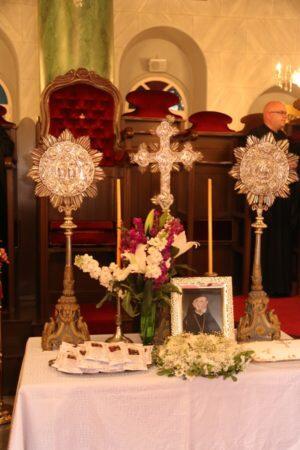 Τεσσαρακονθήμερο Μνημόσυνο του μακαριστού Μητροπολίτου Πριγκηποννήσων Ιακώβου