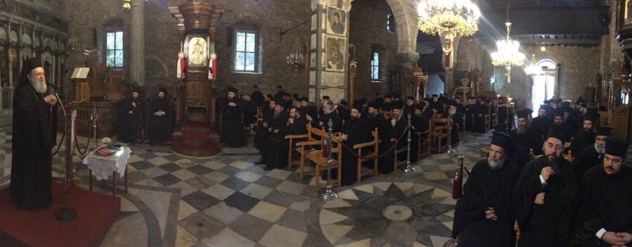 Πλήρης επιβεβαίωση του ΕΚΚΛΗΣΙΑ ONLINE - Αρχιεπίσκοπος και Οικουμενικός Πατριάρχης μαζί στην Εύβοια
