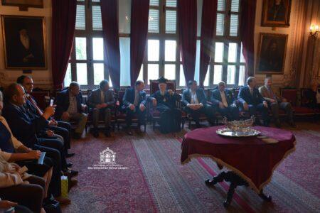 Στη Θεολογική Σχολή της Χάλκης ο Οικουμενικός Πατριάρχης την Πρωτομαγιά
