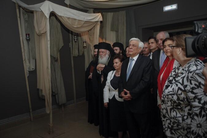 Αρχιεπίσκοπος για Πανάγιο Τάφο: Γινόμαστε νοερώς προσκυνητές αυτού του βράχου που εκείνο το συγκλονιστικό τριήμερο σημάδεψε για πάντα την ιστορία