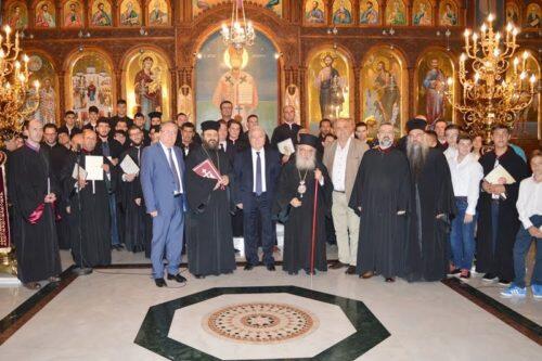 Έδεσσα: Πλήθος κόσμου στην αναστάσιμη εκδήλωση στον Καθεδρικό Ναό Αγίας Σκέπης