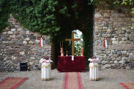 Μεθέορτος Εσπερινός Αγίου Θεοφάνους στην Αρχαία Αναστασιούπολη