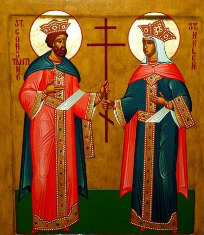 Κωνσταντίνου και Ελένης: Πότε τους τιμούμε - Γιατί ονομάζονται Ισαπόστολοι