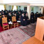 Η Ιερατική Σύναξη της Ιεράς Μητροπόλεως Λαγκαδά, Λητής και Ρεντίνης