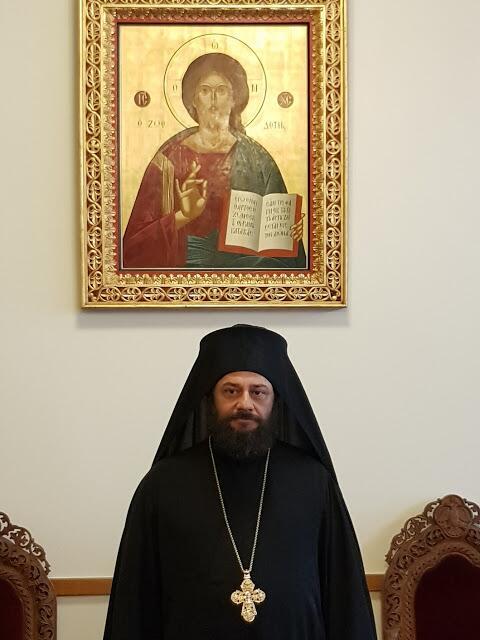 Ανακοίνωση της Αρχιεπισκοπής Κρήτης για την εκλογή του νέου Μητροπολίτου Νέας Ζηλανδίας