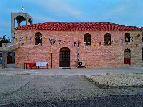 Κλοπή - μυστήριο στον Ιερό Ναό Αγίου Σπυρίδωνος Μπούκας Αμφιλοχίας