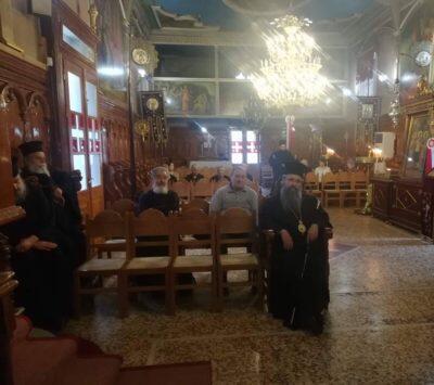 Λευκάδα: Πραγματοποιήθηκε η τελευταία για φέτος Σύναξη Μελέτης Αγίας Γραφής