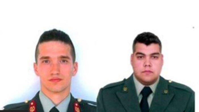 «Ακμαίο το ηθικό μας» - Ξανά σήμερα στους στρατιωτικούς μας ο Μητροπολίτης Αδριανουπόλεως