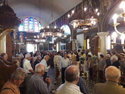 Χαλκίδα: Επετειακό μνημόσυνο για τη Γενοκτονία των Ποντίων