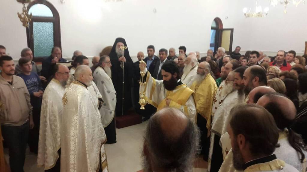 Λαμπρή Εορτή του Αγίου Χριστοφόρου στα Γρεβενά