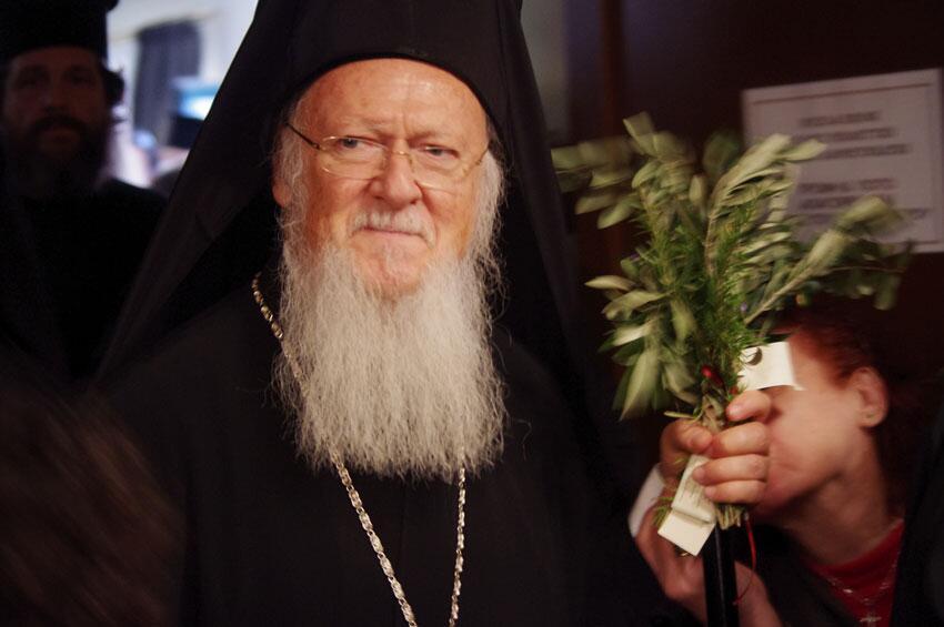 Στο νοσοκομείο ο Οικουμενικός Πατριάρχης Βαρθολομαίος σύμφωνα με δημοσίευμα