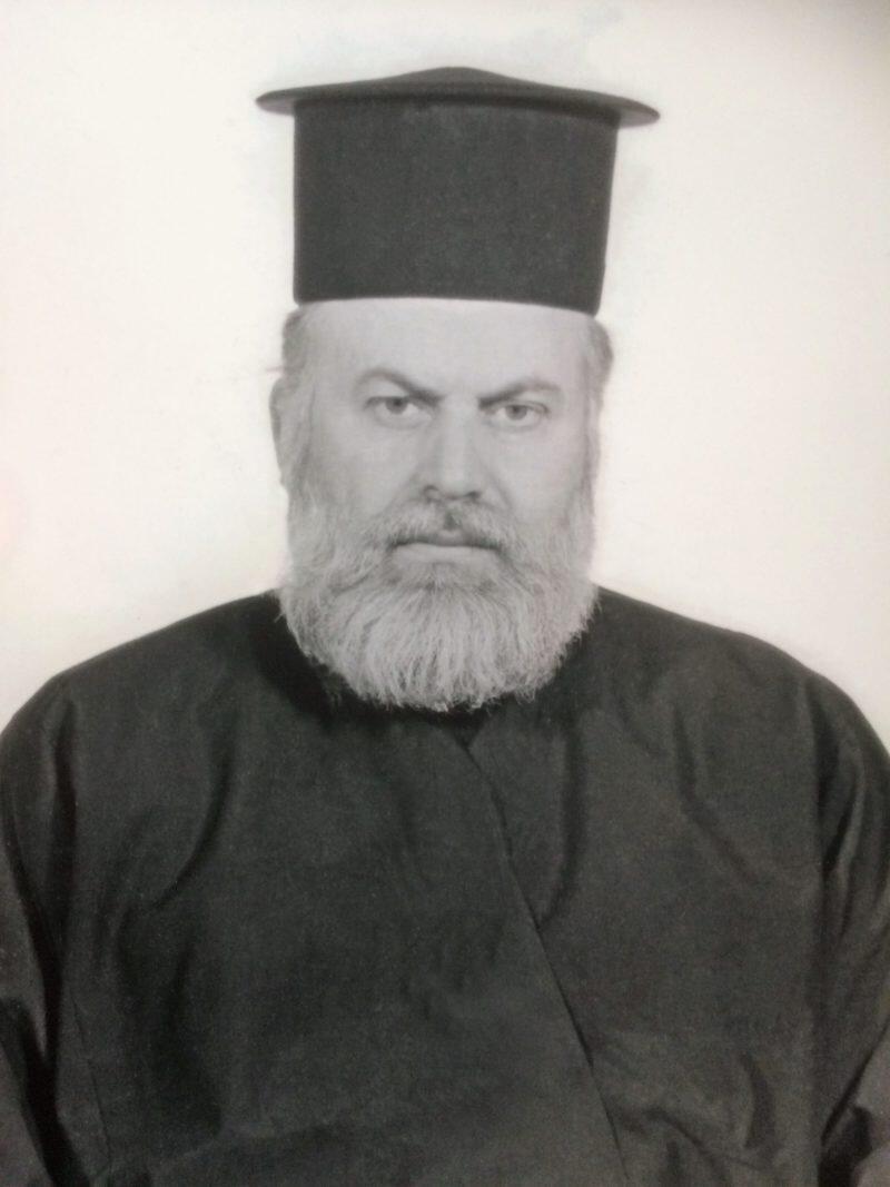 Εκδημία Πρωτοπρεσβυτέρου π. Γεώργιου Λιακόπουλου