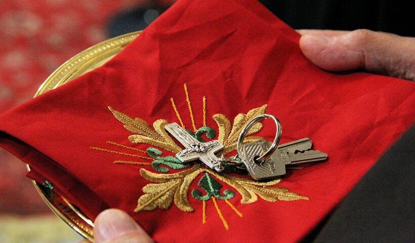 Αγία Ελένη Κλειδιά Λειψανοθήκης