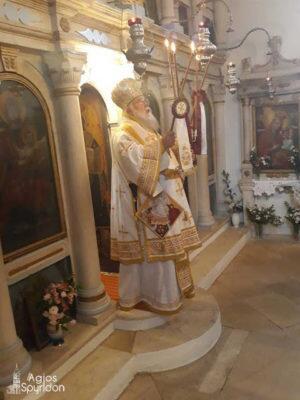 Κερκύρας: Ο σύγχρονος άνθρωπος προσπάθησε να εξοβελίσει από την ζωή του τον Θεό και βιώνει καθημερινά τα τραγικά αποτελέσματα