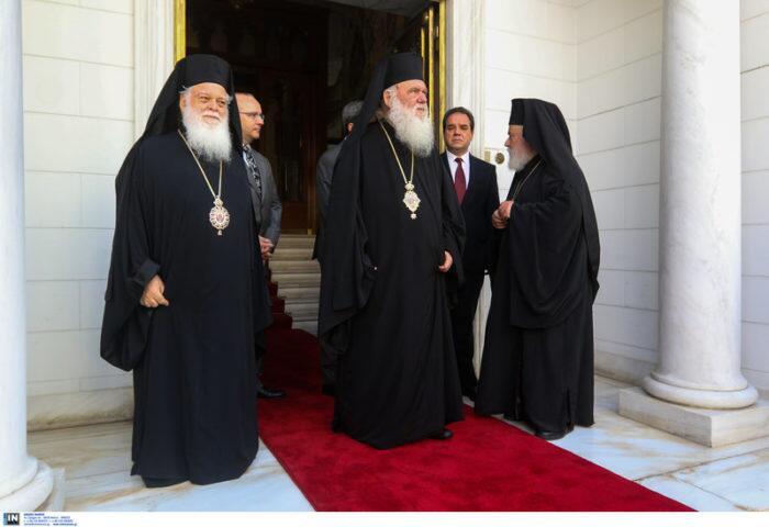 Αρχιεπίσκοπος - Πρίγκιπας Κάρολος: Όσα ειπώθηκαν στη σημερινή συνάντηση