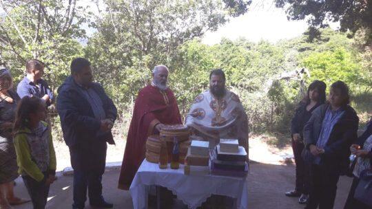 Η Εορτή του Αγίου Νικολάου του εν Βουνένοις στον Πλάτανο του Μίστρου