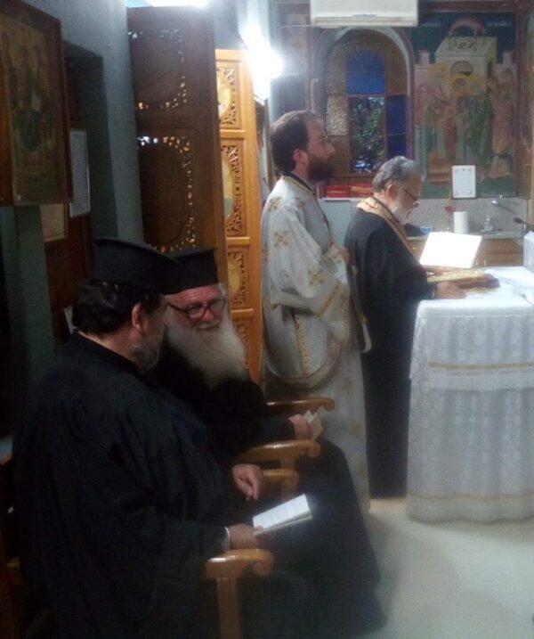 Λευκάδα: Ιερές Παρακλήσεις στην Υπεραγία Θεοτόκο υπέρ ενισχύσεως των συμμετεχόντων στις Πανελλαδικές