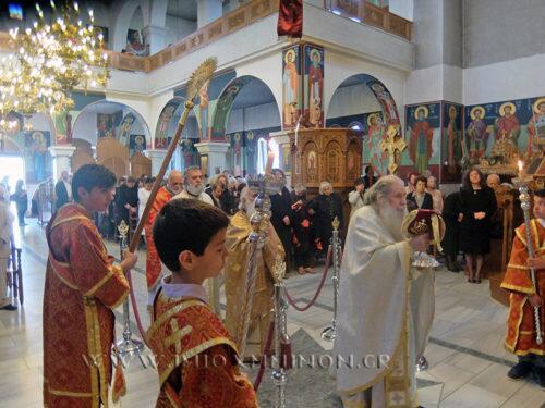 Αγίου Πνεύματος στη Μητρόπολη Ιωαννίνων