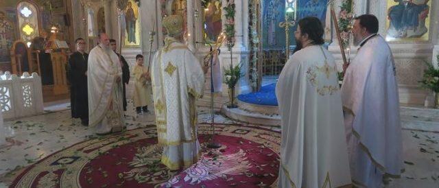 Κυριακή των Αγίων Πατέρων στον Άγιο Κωνσταντίνο Λοκρίδος (ΦΩΤΟ)