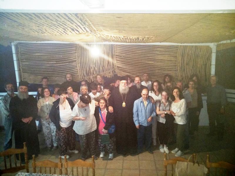 Ο Παροναξίας Καλλίνικος μετέβη στης Εκκλησιαστικές Κατασκηνώσεις ``ΑΓΙΟΣ ΚΟΣΜΑΣ``