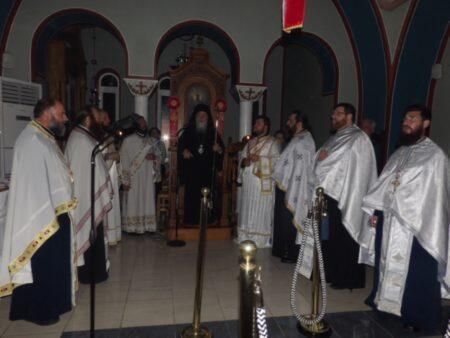Πανηγυρικά εορτάσθηκε η μνήμη της Αγίας Φωτεινής της Σαμαρείτιδος στην Κόρινθο