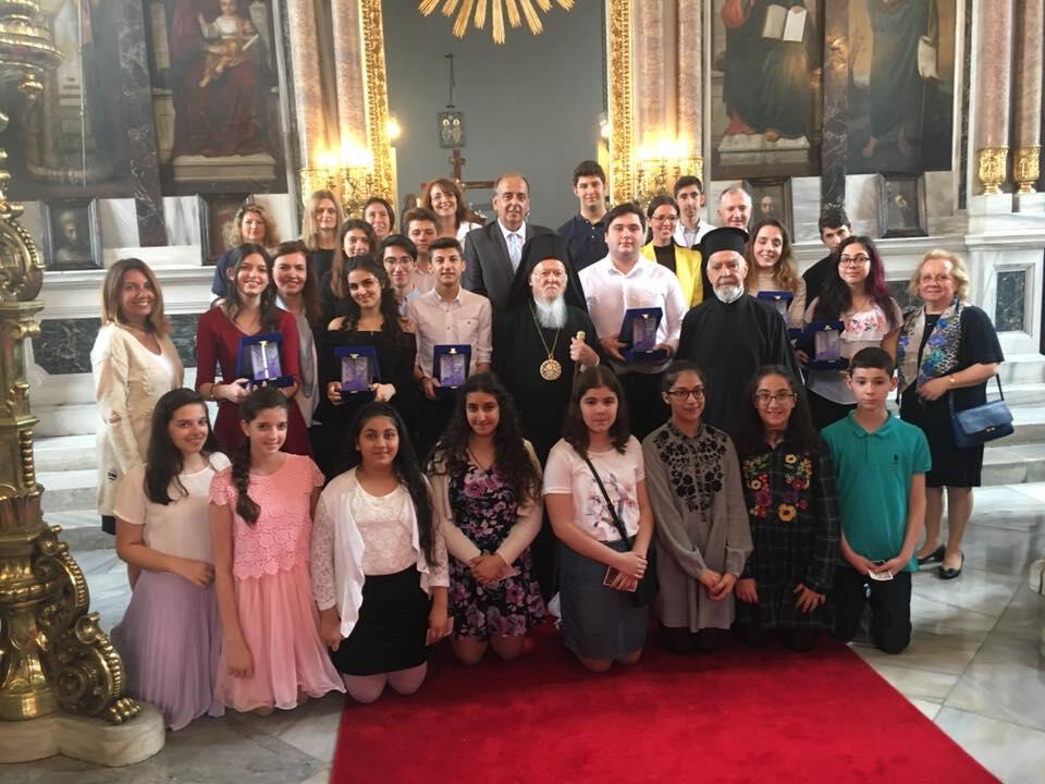 Ο Οικουμενικός Πατριάρχης στην Αγία Τριάδα Σταυροδρομίου