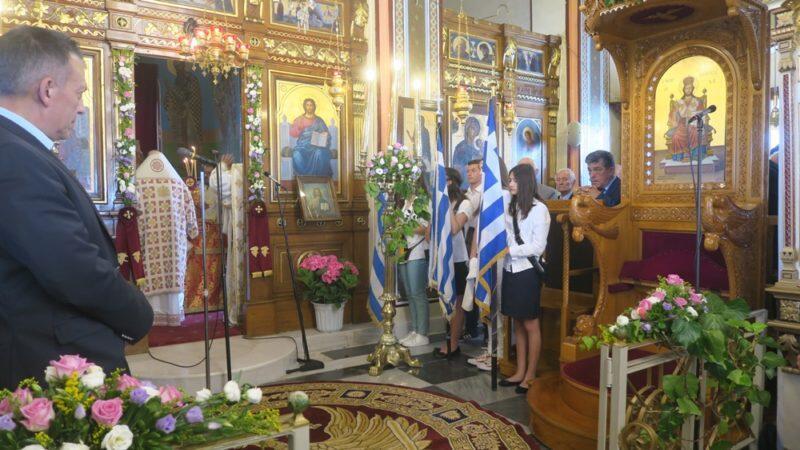 Τρισαρχιερατική Θεία Λειτουργία στη Σίφνο