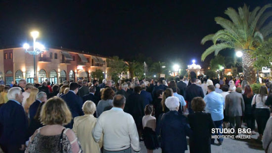 Αργολίδα: Χιλιάδες πιστοί τιμούν την Αγία Ειρήνη στη Νέα Κίο