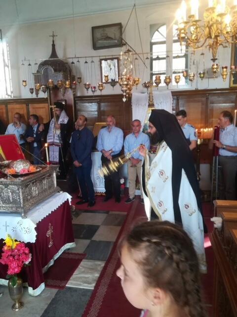 Ιθάκη: Ολοκληρώθηκαν οι λατρευτικές εκδηλώσεις της ανάμνησης της Ανακομιδής του Οσίου Πατρός ημών Ιωακείμ του Ιθακησίου του «Παπουλάκη»