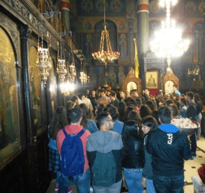 Γρεβενά: Βραδυνή Θεία Λειτουργία για τους υποψηφίους των Πανελληνίων Εξετάσεων