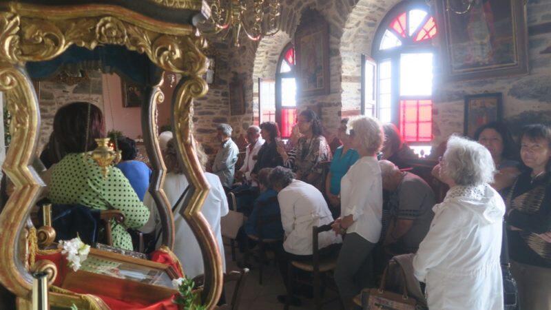 Σύρος: Εορτή του Αγίου Πνεύματος στον ιστορικό Ιερό Ναό της Παναγίας Τριάδος