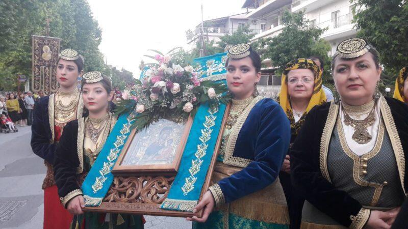 Η Εορτή της Αναλήψεως στη Λάρισα