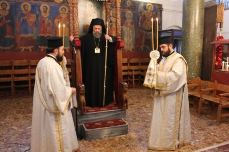 Μητρόπολη Θεσσαλιώτιδος: Εορτή του αγίου, ενδόξου και πανευφήμου αποστόλου και ευαγγελιστού Ιωάννου του Θεολόγου