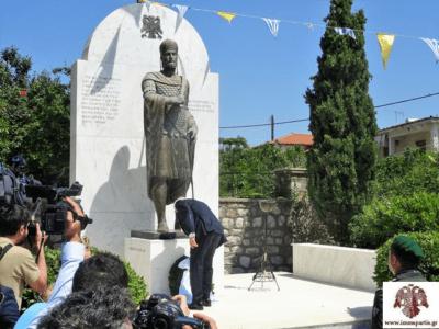 Εκδηλώσεις τιμής και μνήμης για τον Κ. Παλαιολόγο στην Καστροπολιτεία του Μυστρά