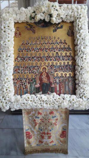 Χειροτονία Διακόνου την Κυριακή της Σαμαρείτιδος στο Φανάρι