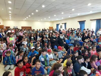 Εορτή λήξης κατηχητικών σχολείων της Μητρόπολης Αλεξανδρουπόλεως
