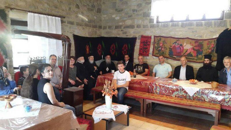 Γρεβενά: Κυριακή της Πεντηκοστής στο Κηπουριό