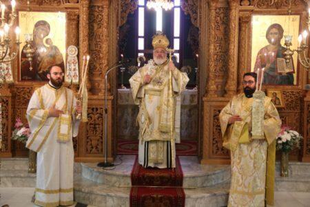 Κυριακή της Σαμαρείτιδος στη Μητρόπολη Διδυμοτείχου