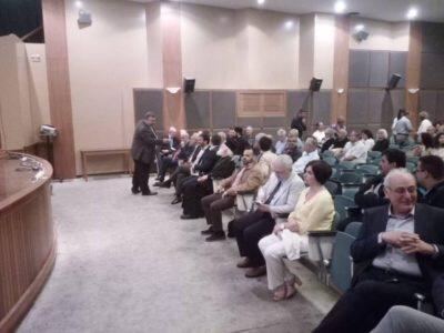Μητρόπολη Αρκαλοχωρίου: Παρουσίαση της βιογραφίας του Ελευθερίου Βενιζέλου