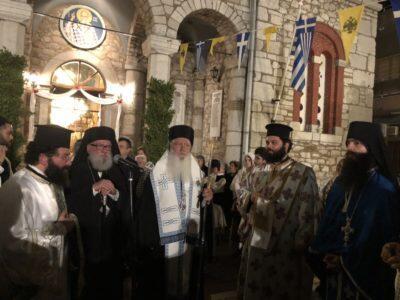 Δίστομο: Πλήθος πιστών στην Εορτή Ανακομιδής Ιερού Λειψάνου του Αγίου Νικολάου