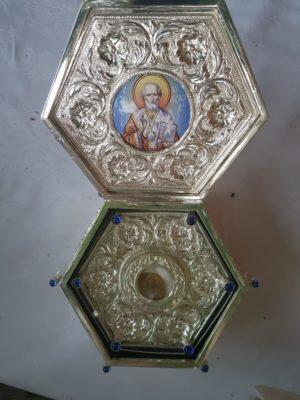 Πανηγυρικός Εσπερινός Αγίου Νικολάου στη Φήκη Τρικάλων