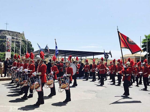 Κέρκυρα: Η Επέτειος της Ένωσης των Επτανήσων με την Ελλάδα (ΦΩΤΟ)