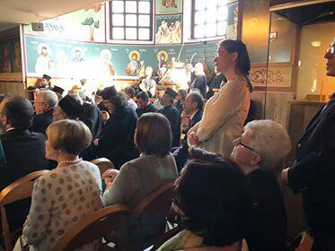 Γερμανία: Συγκίνηση στην Επέτειο των ογδοηκοστών γενεθλίων του Μητροπολίτου Αυγουστίνου