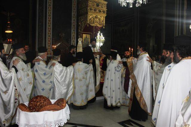 Καρδίτσα: Με λαμπρότητα τιμάται η Εορτή των Αγίων Κωνσταντίνου και Ελένης (ΦΩΤΟ)