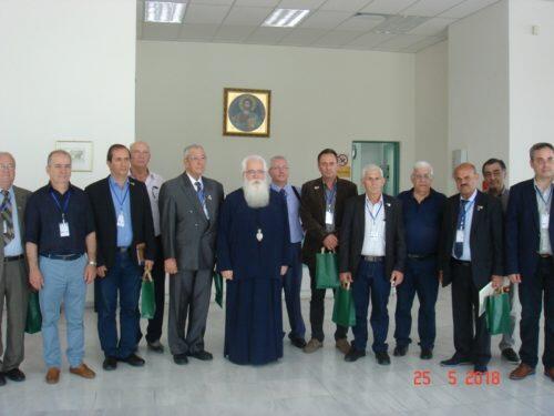 Έφεδροι από την Κύπρο στον Δημητριάδος Ιγνάτιο
