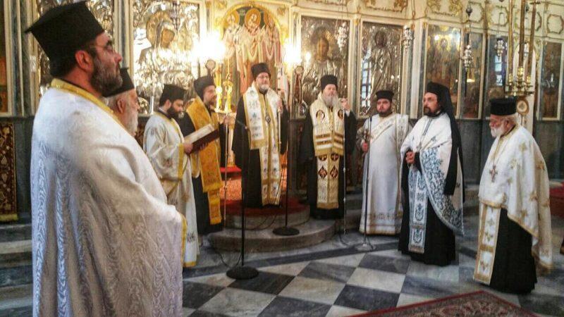 Επίσημη Δοξολογία για την Μάχη της Κρήτης στη Μητρόπολη Κυδωνίας