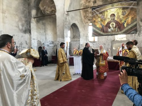 Το διήμερον Πατριαρχικό προσκύνημα στην Καππαδοκίαν