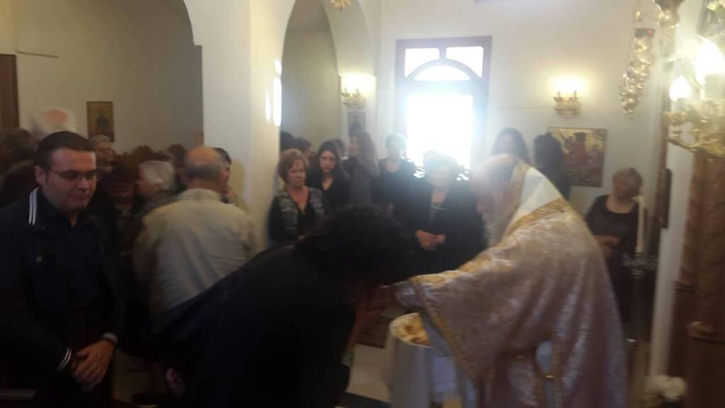 Γρεβενά: Εορτή Αγίας Γλυκερίας και Δοξολογία για τη διάσωση από τον σεισμό στη Βάρη